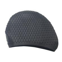 Шапочки для плавания для женщин и мужчин быстросохнущая Водонепроницаемая эластичная силиконовая шапка головной убор унисекс аксессуары для плавания