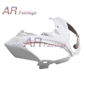 2012-2016 For Kawasaki Ninja 650 ER6F Unpainted Headlight Cover Fairing Bodywork Cowling Ninja650 ER-6F 2012 2013 2014 2015 2016