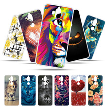 Bolomboy Painted Case For TP-LINK Neffos X9 Silicone Soft TPU Cases TP LINK Cover Wildflowers Animal Bags