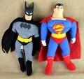 Бэтмен и Супермен Pelucia 25 СМ Плюшевые Игрушки Куклы Arpa DC Comics Superhero Лига Справедливости