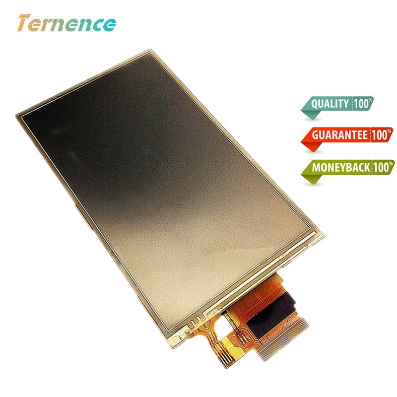Skylarpu New 6 inch 6M1CR00029-A1 721CR60373-B1 LCD screen for TomTom GPS LCD display screen with touch screen digitizer panel magiray magiray clc eye