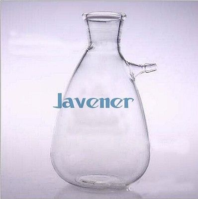 15L Glass Filtering Flask Lab Filtration Bottle 10mm Hose Vacuum Adapter Tools 2 pieces lot 500ml monteggia gas washing bottle porous tube lab glass gas washing bottle muencks