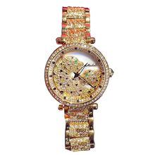 Wristwatches Quartz-Watches High-Grade Women's Watches Stainless Steel JEWELS Movement SONY Original Battery