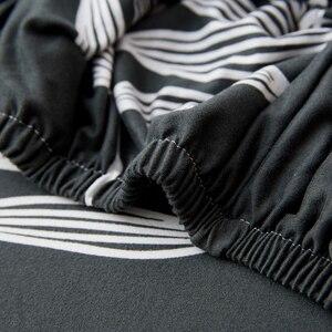 Image 5 - Parkshin אופנה נורדי הכל כלול מתקפלת Sofa כיסוי הדוק לעטוף ספת ספת כיסוי ללא משענת housse דה canap cubre