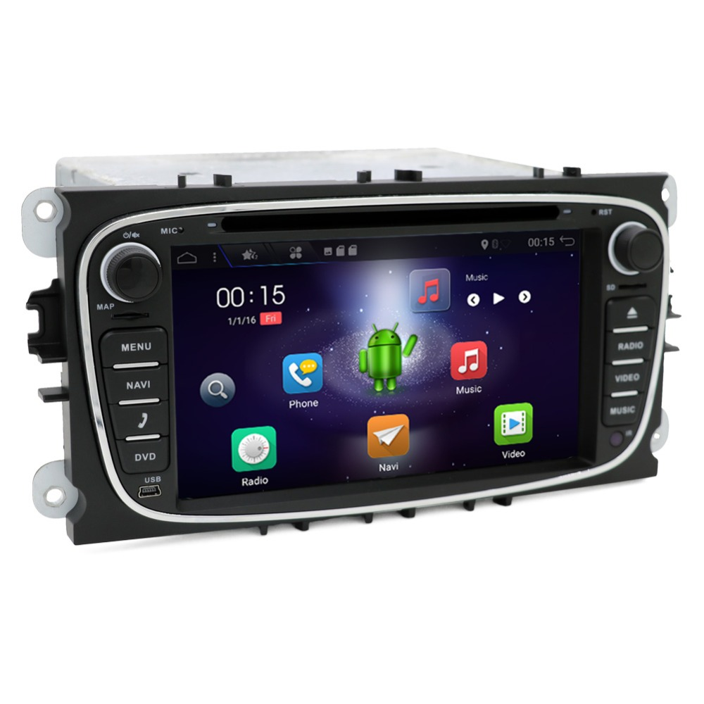 Podofo 9 дюймов автомагнитолы gps навигация Android 8,1 Mp5 мультимедийный плеер для Фольксваген Skoda Golf POLO PASSAT Jetta Tiguan - 2