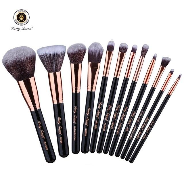 Party Queen Makeup Brush Set U2013 Saubhaya Makeup