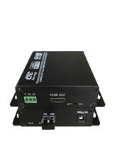 4k hdmi audio and video optical transceiver without loss of time delay to fiber converter transceiver LC