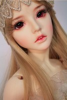 Supia doll Juah BJD Doll resin figures toy doll 1/3