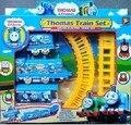 Томас Поезд Трек Томас И Друзья Trackmaster Набор Малыш Электрический Томас Поезд Игрушка Ttransporting Для Детей
