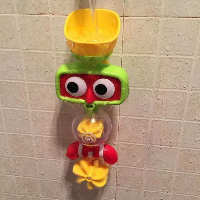 Multi-color Fun Baby Bath Toys