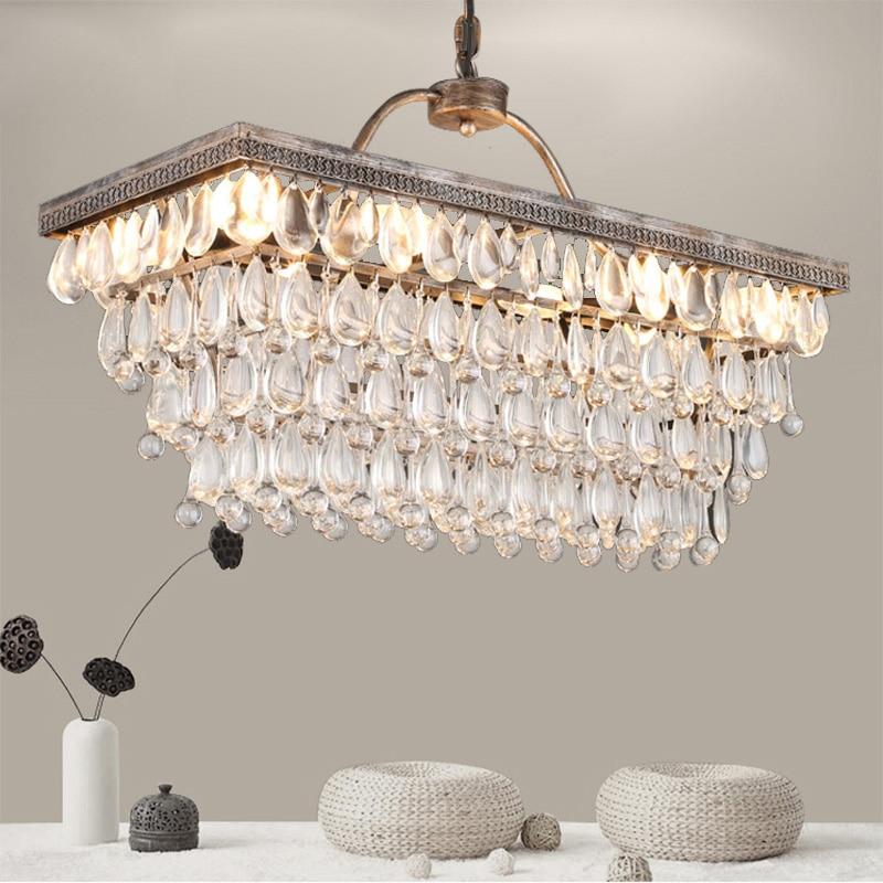 Pendant lighting for dining room
