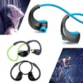 Dacom Athlete Bluetooth Headset Wireless Sport Headsfree Headphones Stereo Music Earphones with Mic & NFC