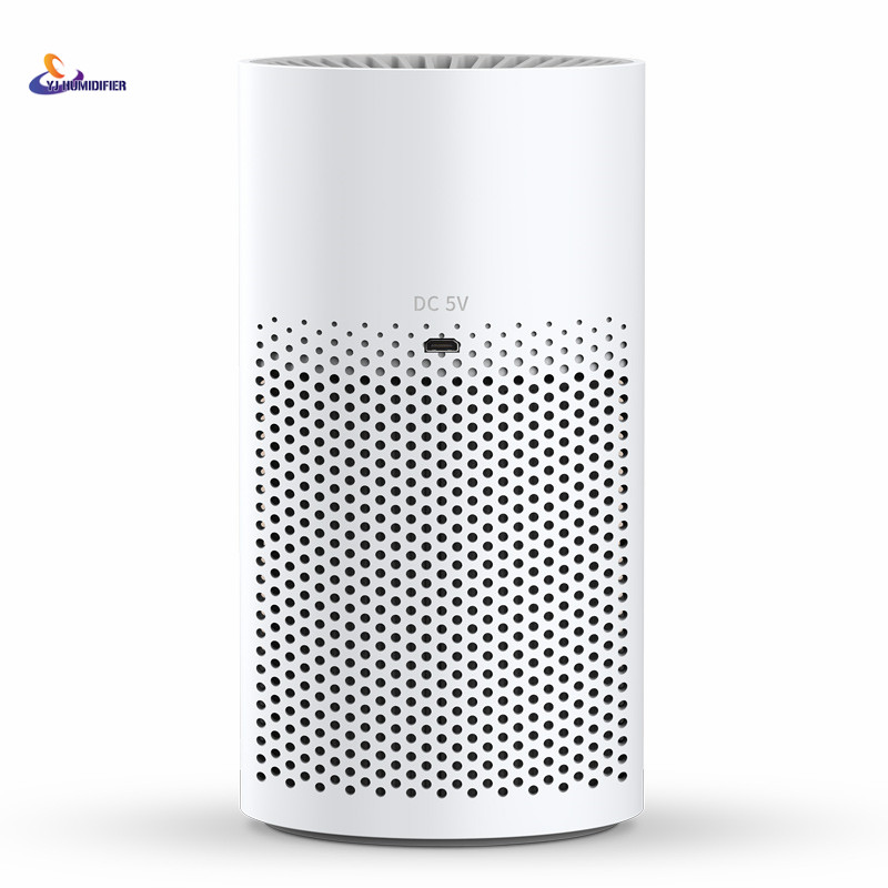 YJ HUMIDIFIER Air Purifier sterilizer In addition to Formaldehyde Purifiers PM 2.5 air cleaning USB Household Air Ionize free shipping air purifier for household formaldehyde haze intellisense aseptic air purifiers