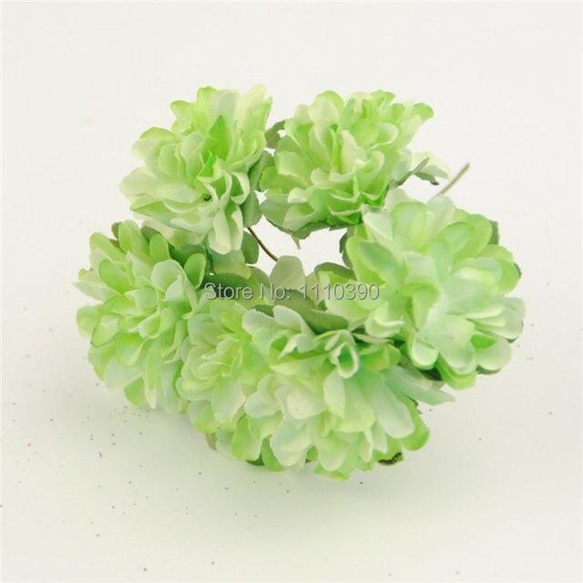 Online Shop 3CM fake paper daisy flowers,artificial tissue paper ...
