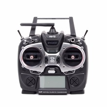 Graupner RC Helicopter Airplane Remote control 2.4G 6CH Radio RC Transmitter With GR-18 Receiver Handheld Radio Free Shipping