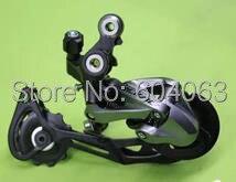 Цена за RD M4000 ALIVIO Задний Переключатель 3*9 s 27 s MTB велосипед переключатель M4000