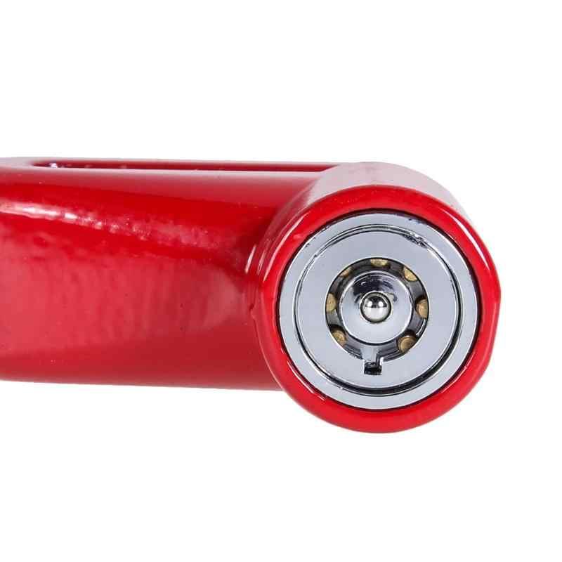 Anti furto del Disco Freno a disco Rotore di Blocco Per Il Motorino hoverboard Motociclo Della Bici Della Bicicletta di Sicurezza MTB Della Bici Della Strada Bicicleta Ciclismo Lock