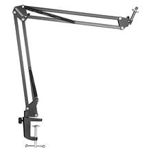 Neewer Регулируемый Настольный зажим Подвеска стрелы ножничный держатель Подставка для logitech веб-камера C922 C930e C930 C920 C615