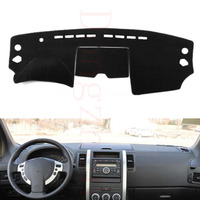 Dongzhen Fit For Nissan X Trail 2008 2012 Car Dashboard Cover Avoid Light Pad Instrument Platform