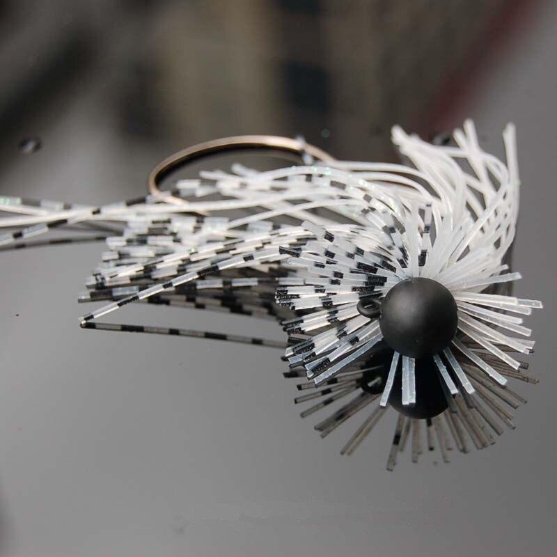 Yeni Gəliş Balıqçılıq Spinner Bait Metal Jig Squid lures Metal - Balıqçılıq - Fotoqrafiya 1