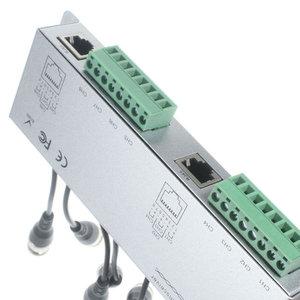 Image 5 - 8CH HD CVI/TVI/AHD pasywny Transceiver 8 kanałów wideo balun Adapter nadajnik BNC do UTP Cat5/5e/6 kabel 720P 1080P