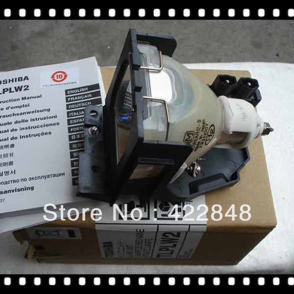 Original Projector Lamp Bulb TLPLW2 for Toshiba TLP-T220 T221 TLP-T620 T621 TLP-T700 701 TLP-T720 721 tlplw1 tlp lw1 for toshiba tlp s200 tlp 620 tlp t400 tlp t401 tlp t500 tlp t501 tlp t700 tlp t701 compatible projector lamp bulb