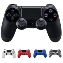 2017 Nuevo controlador de Juegos inalámbrico bluetooth para choque 4 Joystick Gamepads Controller PS4 para PlayStation 4 Consola