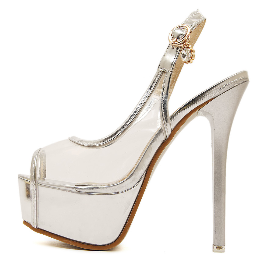 Hot Sale Ladies Sexy High Heels Summer Style font b Women s b font Sandals Platform
