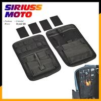 Motorcycle Accessories Saddlebag Inner Toolkit Liners Toolbags Motobike Saddlebag Organizer Hard Bags Storage