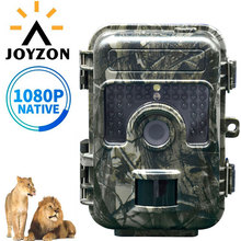 JOYZON 1080P HD Hunting Camera 16MP 38pcs 940nm Infrared LEDs Hunting Traps Wildlife Trail Camera Night Vision Animal Photo Trap цена