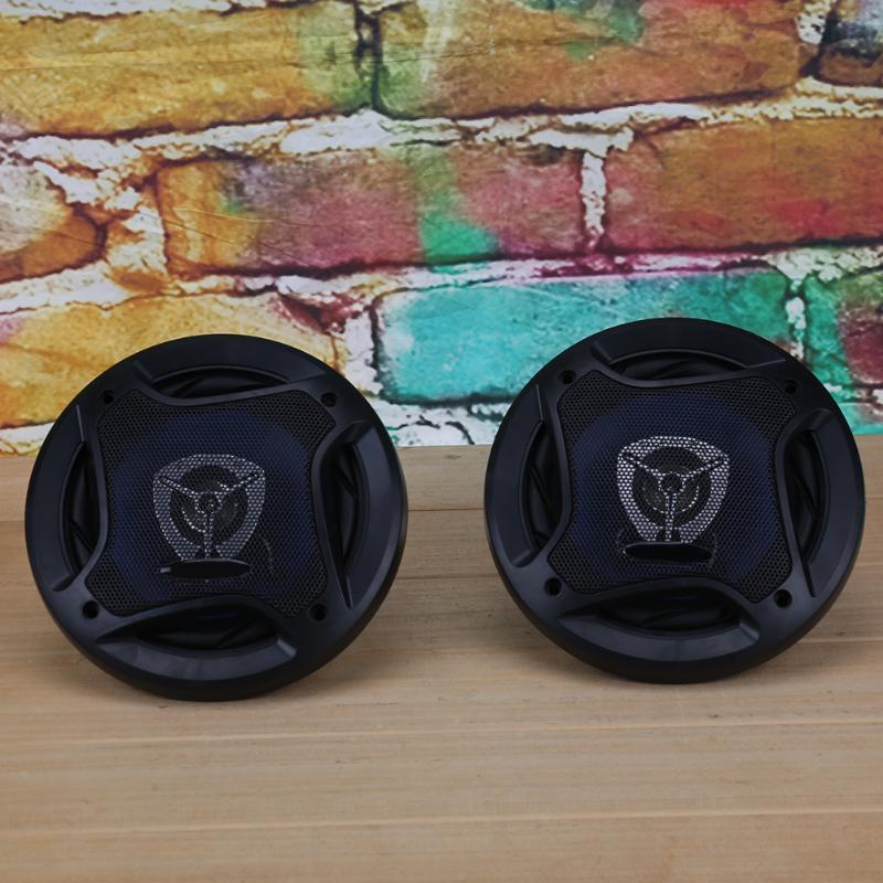 VODOOL 6 inch 500W Car Universal 3 Way Loud Speaker Replacement Car Refitting Part Auto Coaxial Speaker Audio Loudspeaker