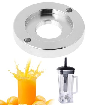 1PC Stainless Steel Blender Mixer Retainer Nut Bolt With O-Ring Soya-Bean Milk Machine Replacement hand held soya bean milk refractometer 0 25
