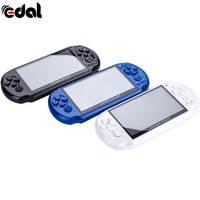 5.0 inch 8G X9 Rechargeable 8G Handheld Retro Game Console Video MP3 Player Camera Handheld Game Players