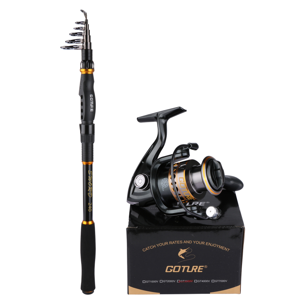 China rod and reel combo Suppliers