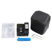 Fiber Tester Visual Fault Locator StrippersOne Set Tool Kit with Fiber Optic Power Meter and Fiber Cleaver and 10mW