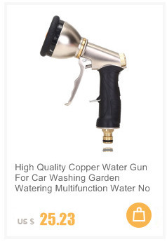 Pistolas de água p jardim