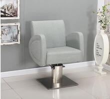 Lift hair chair simple gallery exclusive high-end cutting modern wind chair.