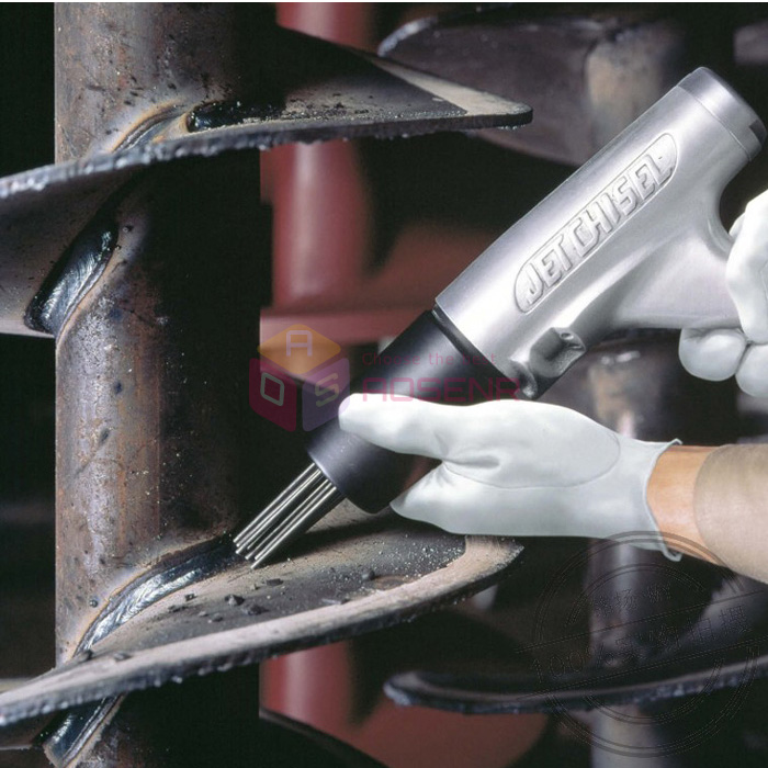 JEX-24 Pneumatic Needle Derusting Gun JEX-28 Rust Removal Air Needle Scaler Pneumatic Jet Chisel