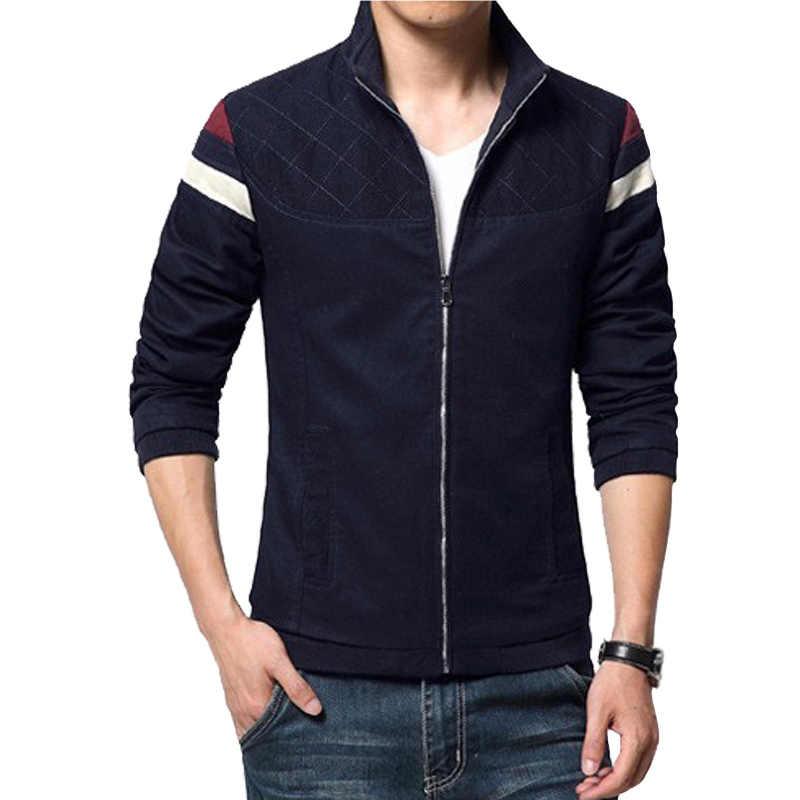 Новинка iSurvivor мужские модные куртки 2019 зимние мужские пальто облегающие мужские куртки для фитнеса повседневные куртки размера плюс для мужчин M-3XL Лидер продаж