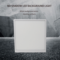 Mezher 40 LED Photography Shadowless Backlight Shadowless Lamp Panel Mat Applicable to 40 cm Photo Studio Box led light room