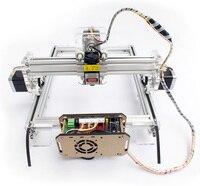 Настольный лазерный гравировальный станок маркировочный станок Режущий плоттер DIY режущий станок мини плоттер без лазерного комплекта