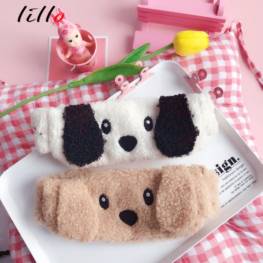 Cute And Fashionable Soft Meng Teddy Curly Puppy Wash Face