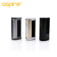 Original Aspire 200W Speeder Mod Electronic Cigarette TC Box Battery Firmware Upgradeable For Aspire Athos Tank