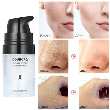 1pcs Makeup Base Primer Face Pores Hydrating Natural Moisturizer Whitening Cosmetic Long Lasting Facial Makeup pore primer base face makeup base serum primer liquid makeup shrink pores brighten smooth skin invisible pores concealer cosmeti