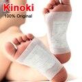 50 unids/lote Kinoki Detox Foot Pads Patch masaje de relajación mejorar el sueño perder de hierbas orgánico regalo del día de madre C079