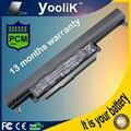 Nueva batería del ordenador portátil para ASUS A32-K55 A45 A45V A45D A45N A55 A55A A55D A55N A55V toda A75 A75A A75D 10.8 V 4700 mAh