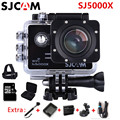 SJCAM SJ5000X Elite 4K Action Camera 1080p Wifi 2K 30fps Gyro Sports DV LCD Diving 30m Waterproof Helmet Sport Action Camera 4K
