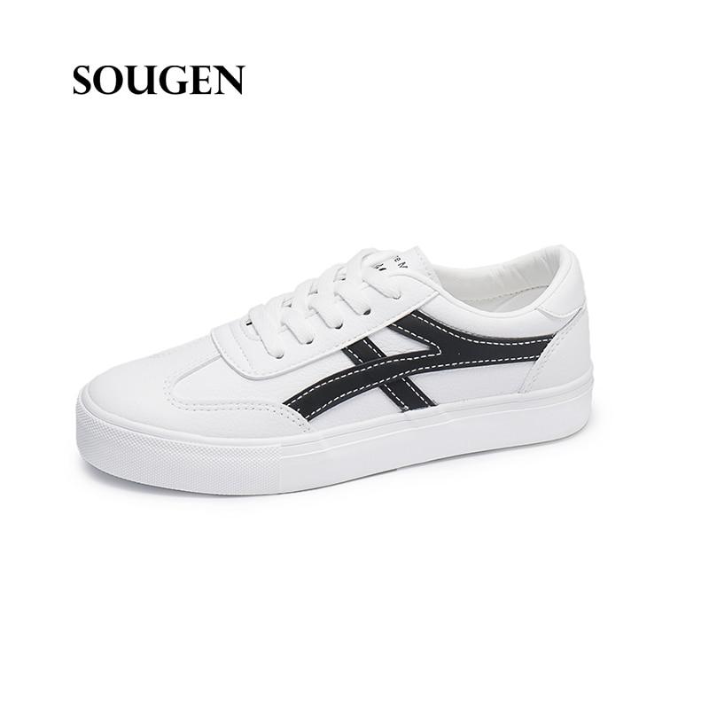 Sneakers Slip Mocassin Slipony Plate Chaussures Donna Espadrilles Creepers Scarpe Black forme white Ne red Ballerines Femme Des Femmes 44tBr