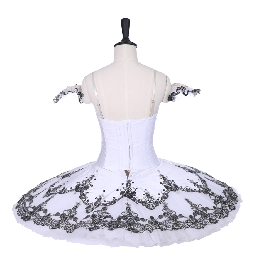 New Arrival Adult White Professional Ballet Tutu Costumes The Swan Lake Performance Competition Stage Wear Girls Ballet Skirt in Ballet from Novelty Special Use