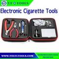 DIY Coil Jig Vape Master Tool Kit Carry Case Tool Kit Set  for RDA or RBA